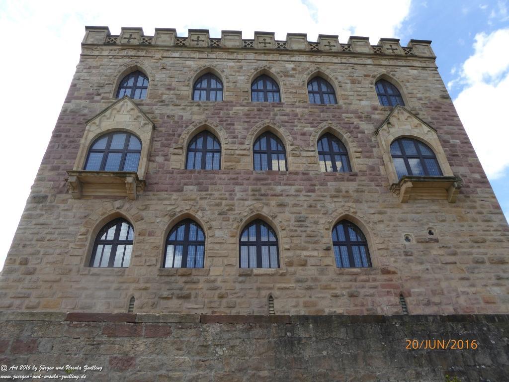 Hambacher Schloss - Neustadt an der Weinstraße - Pfalz