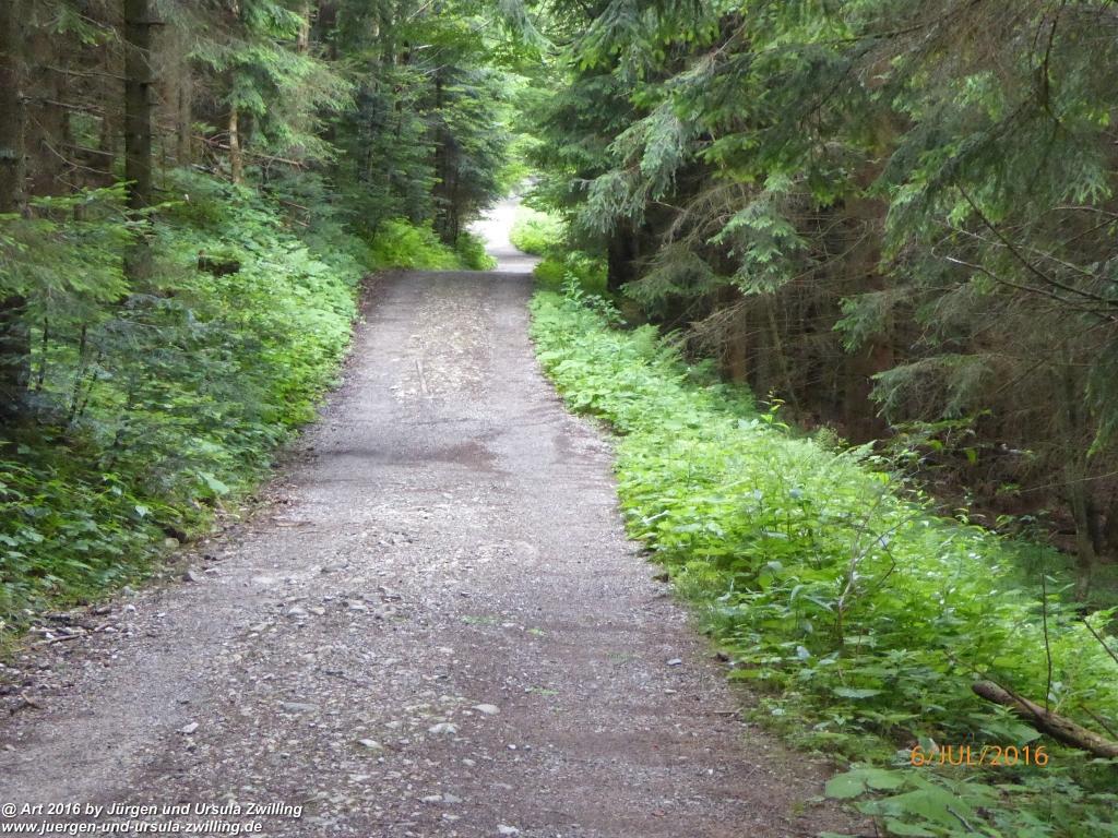 Philosophische Bildwanderung Genusstraumtour-ueber-die-Huberspitz-zur-Gindelalm - Tegernsee -Schliersee