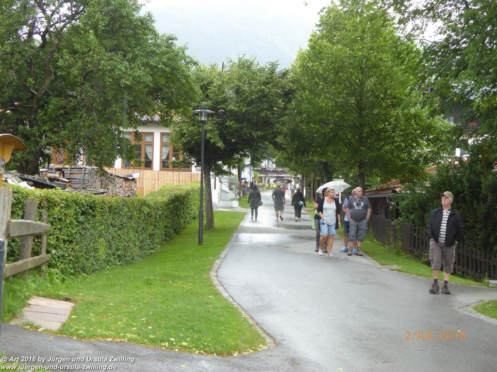 Bad Wiessee - am Tegernsee