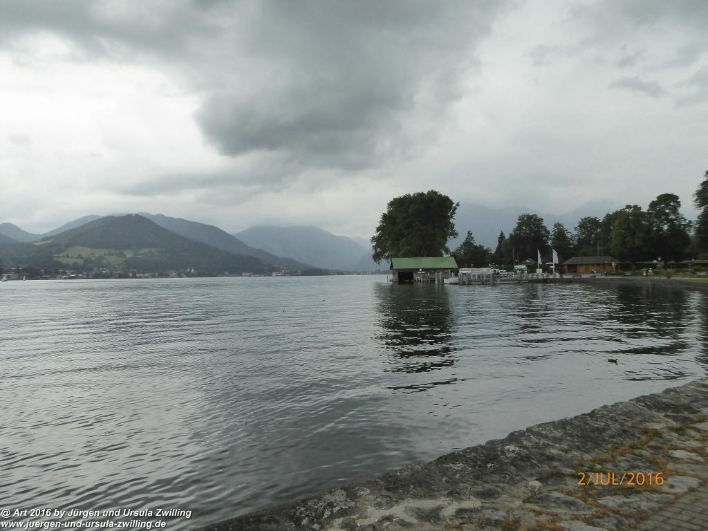 Bad Wiessee - am Tegernsee