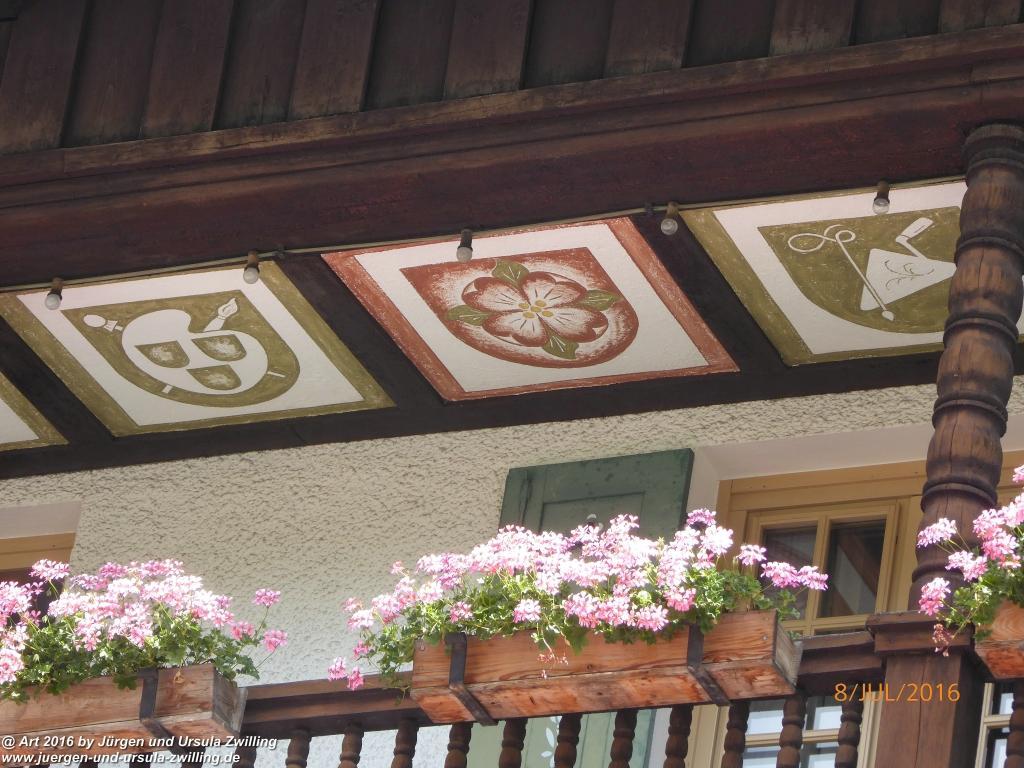 Bayrischzell - Tegernsee - Schliersee
