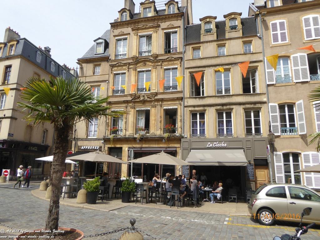 Metz - Frankreich
