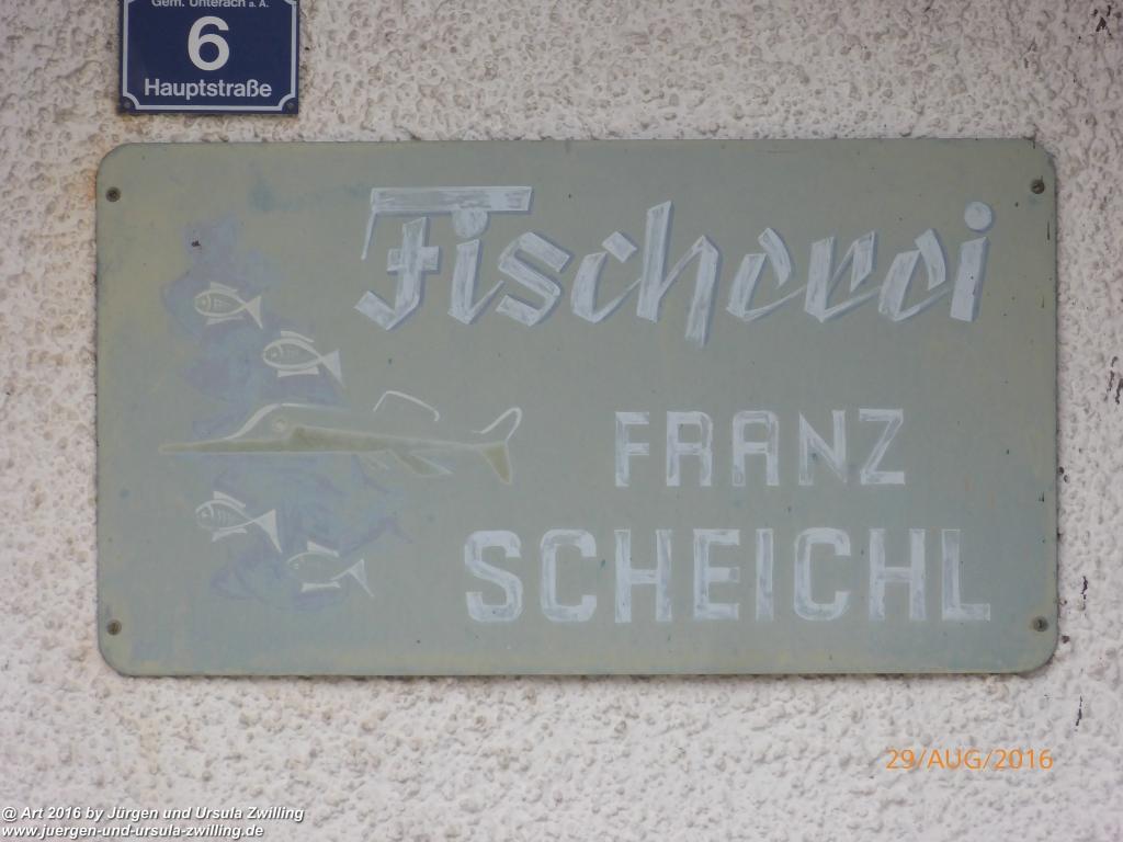 Unterach  am Attersee -Salzkammergut - Österreich
