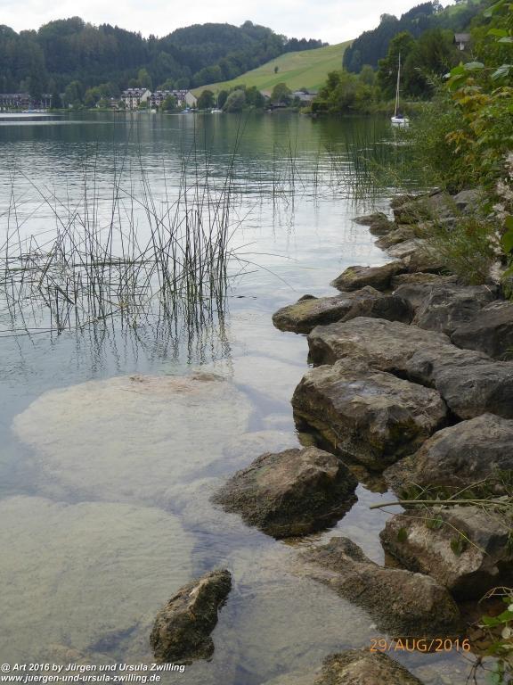 Mondsee am Mondsee -Salzkammergut - Österreich