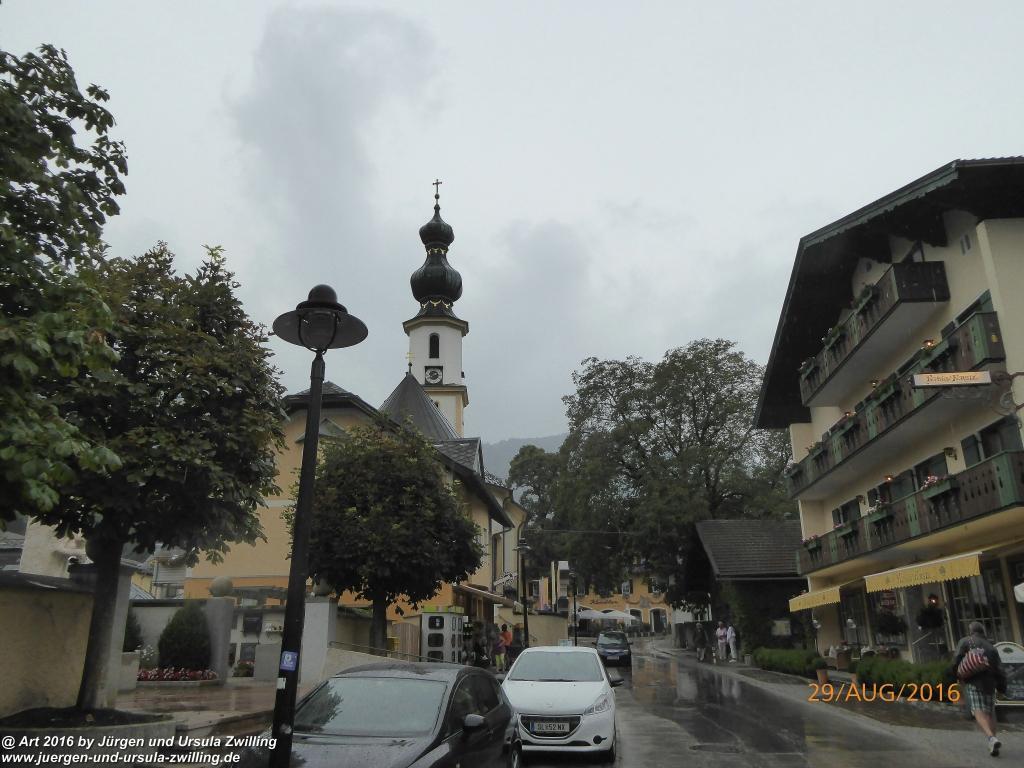 St. Gilgen am Wolfgangsee-Salzkammergut - Österreich