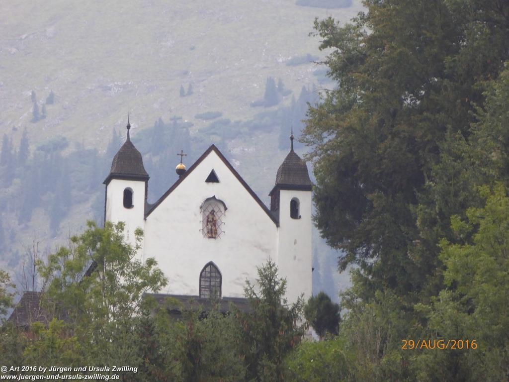 St. Wolfgang am Wolfgangsee-Salzkammergut - Österreich