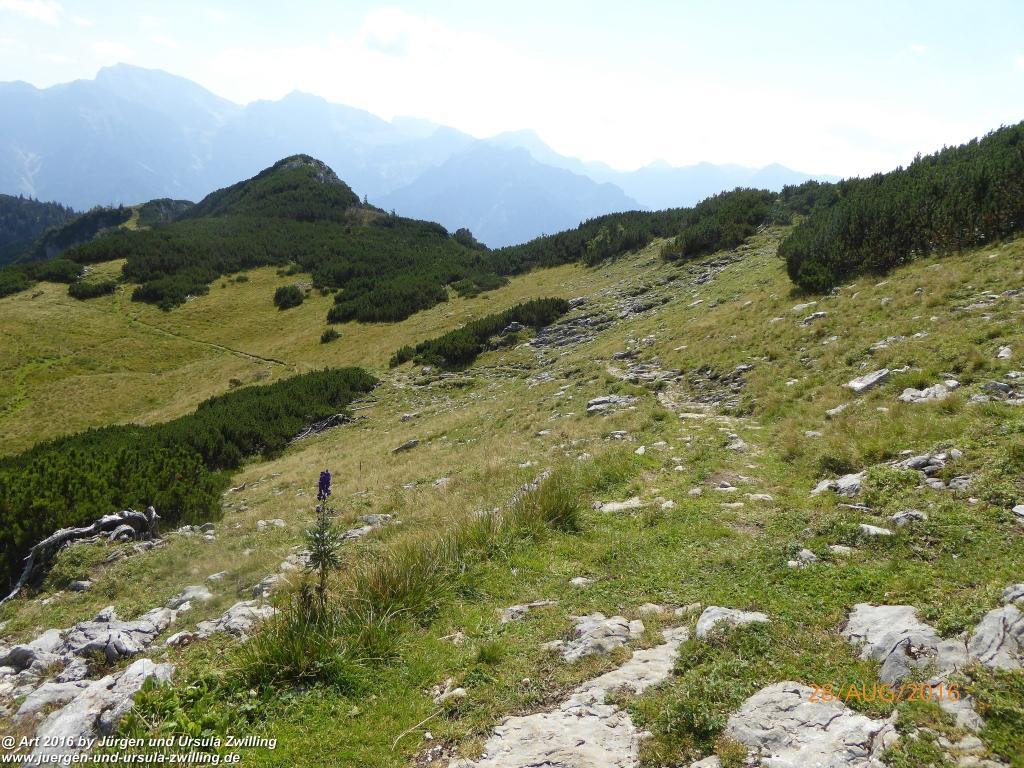 Philosophische Bildwanderung Grünauer Kasberg Salzkammergut - Österreich