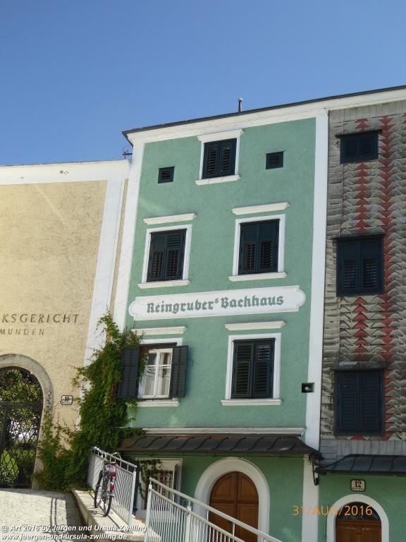 Gmunden am Traunsee - Salzkammergut - Österreich