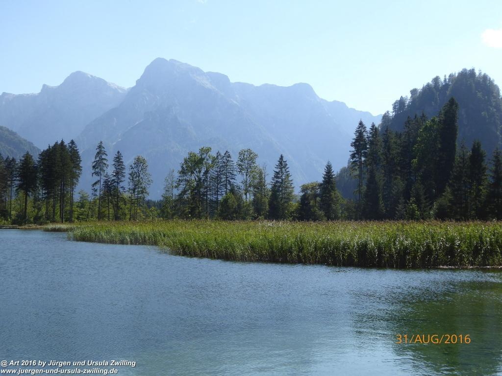 Almsee im Almtal - Salzkammergut - Österreich