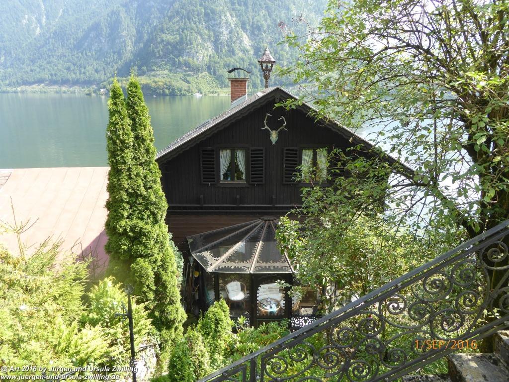 Hallstatt am Hallstätter See - Salzkammergut - Österreich