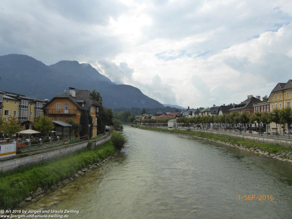 Bad Ischl -Salzkammergut - Österreich