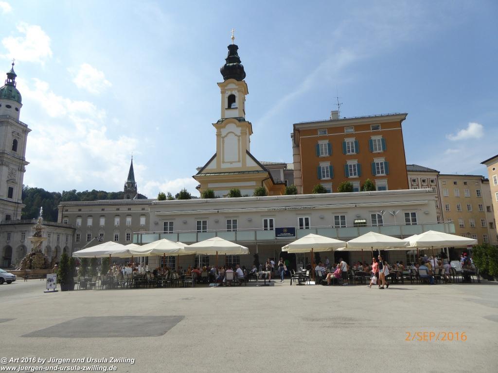 Salzburg -Salzkammergut - Österreich