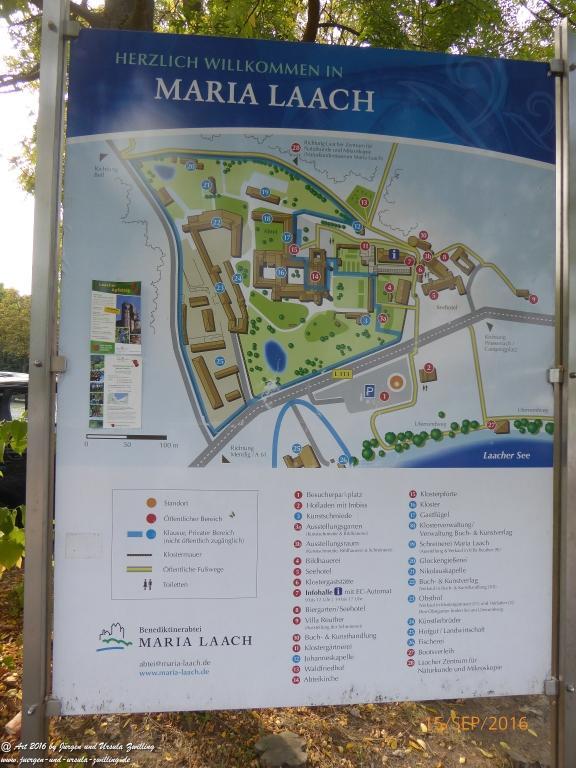 Maria Laach am Laacher See - Eifel