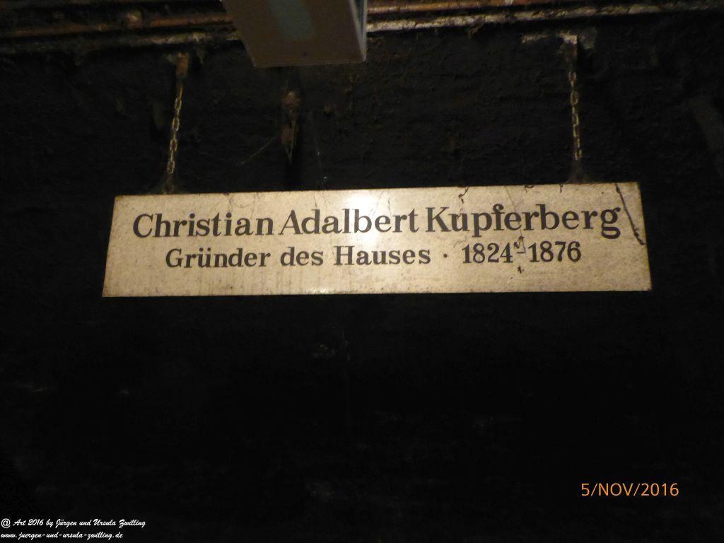 Sektkellerei Kupferberg in Mainz