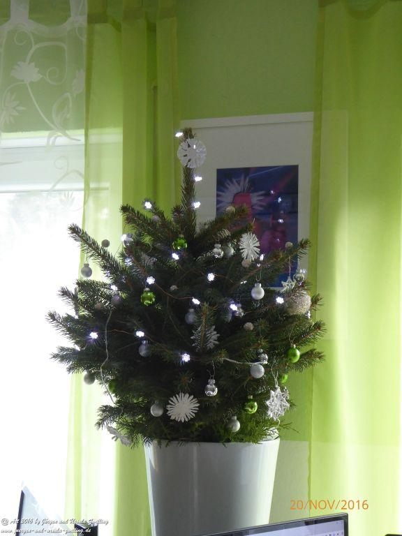 Büro Christbaum 2016