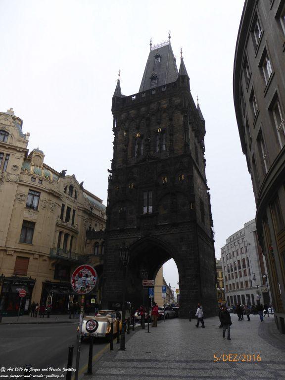 Weihnachsmärkte in Prag in Tschechien