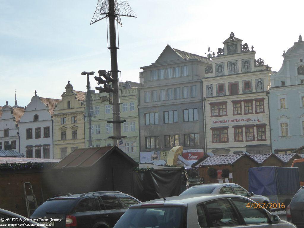 Pilsen in Tschechien