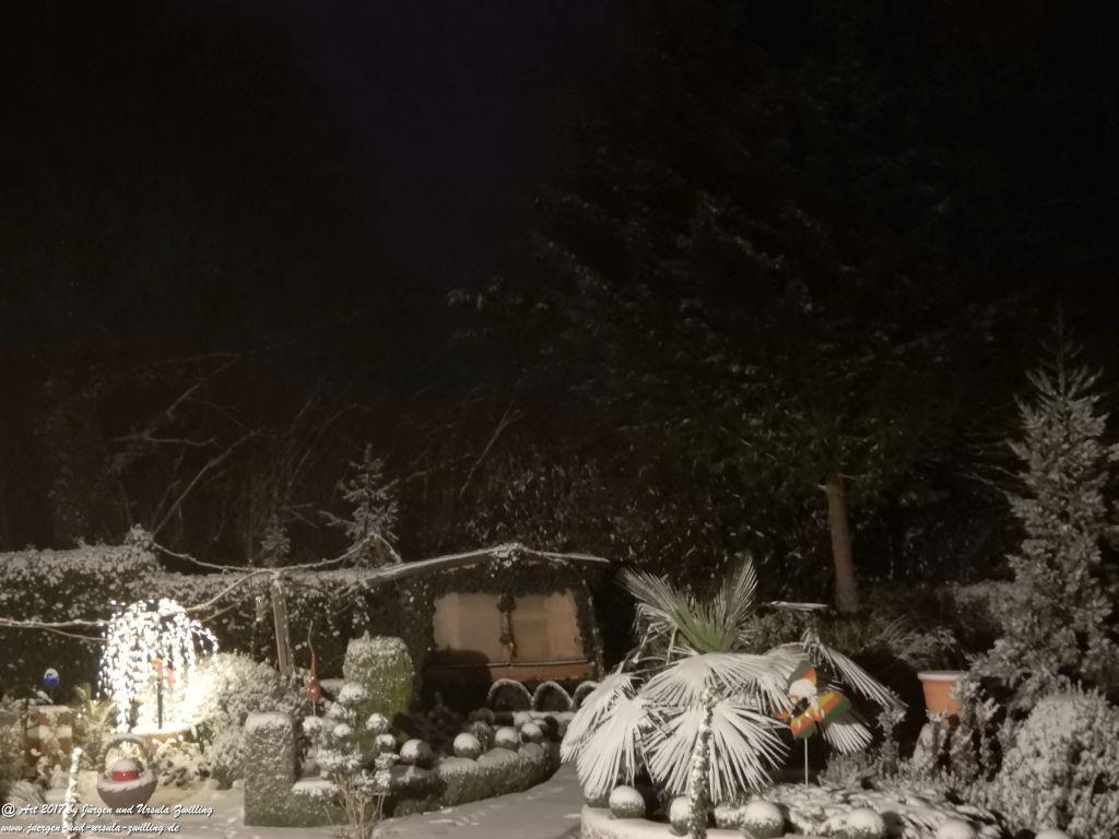 Schnee - Morgenblick