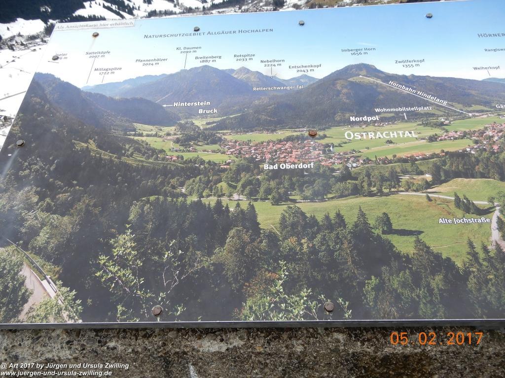 Jochpass - Oberjoch - Allgäu