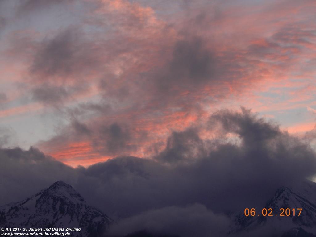 Philosophische Bildwanderung Grän - Tannheim - Grän -Tannheimer Tal - Österreich