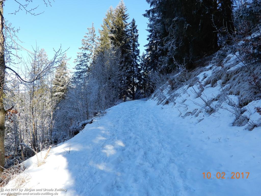 Philosophische Bildwanderung Schattwald-Rehbach -Schattwald - Tannheimer Tal - Österreich