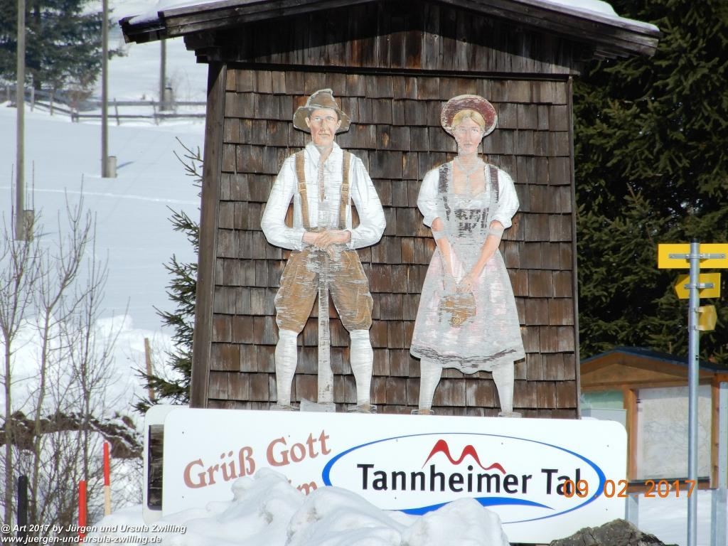 Philosophische Bildwanderung Nesselwängle-Rauth - Tannheimer Tal - Österreich