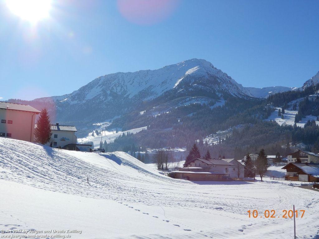 Schattwald - Tannheimer Tal - Österreich