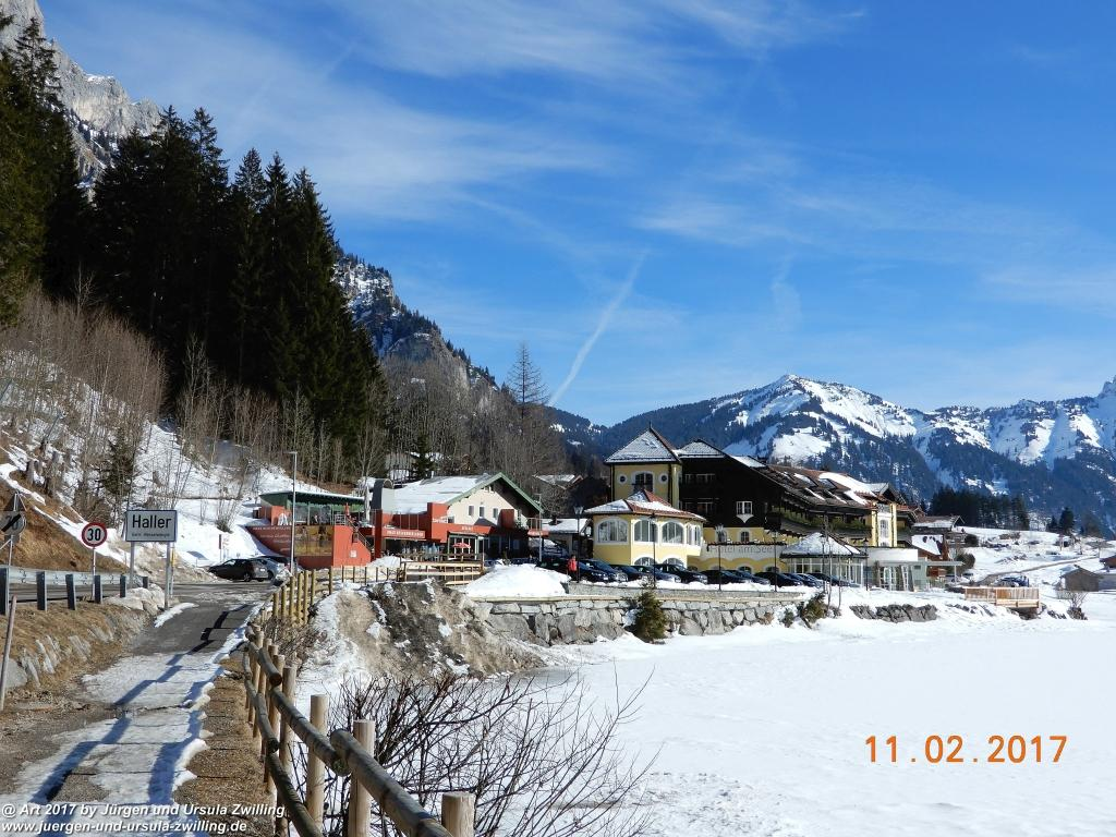 Haller - am Haldensee - Tannheimer Tal - Österreich