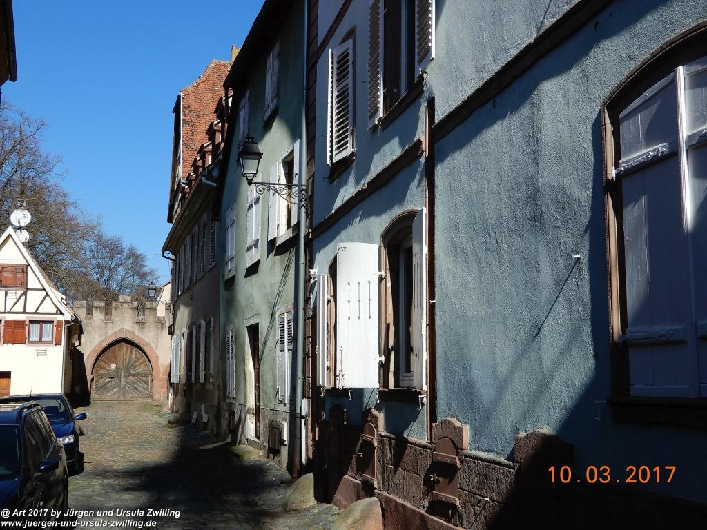 Sélestat - Elsass - Grand Est - Bas- Rhin- Frankreich