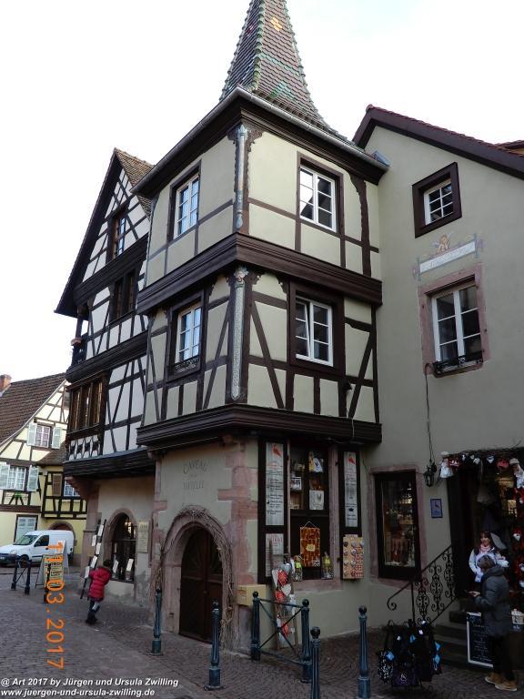Kaysersberg - Vignoble   Elsass -Haut-Rhin - Frankreich