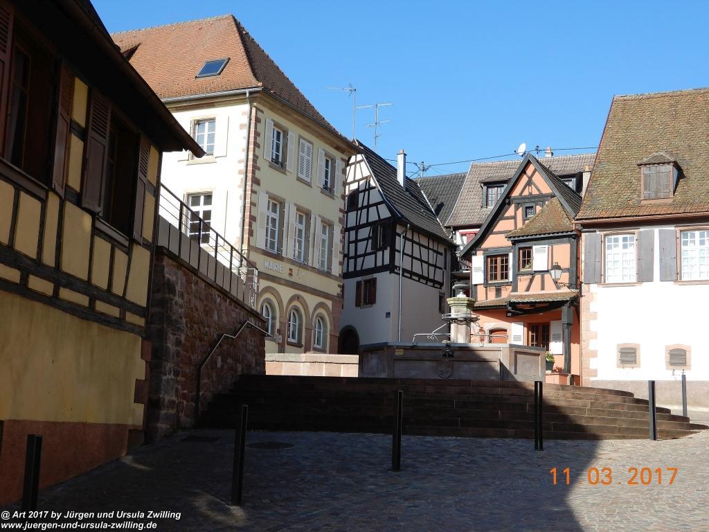 Orschwiller -  Elsass -Bas-Rhin - Frankreich
