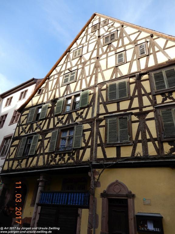 Riquewihr-  Elsass -Haut-Rhin - Frankreich