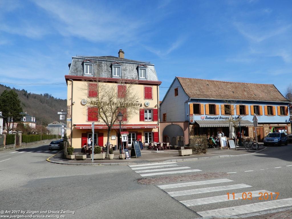 Sainte-Marie-aux-Mines - Elsass -Bas-Rhin - Frankreich
