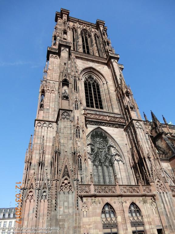 Strasbourg oder Straßburg - Elsass - Grand Est - Bas- Rhin- Frankreich