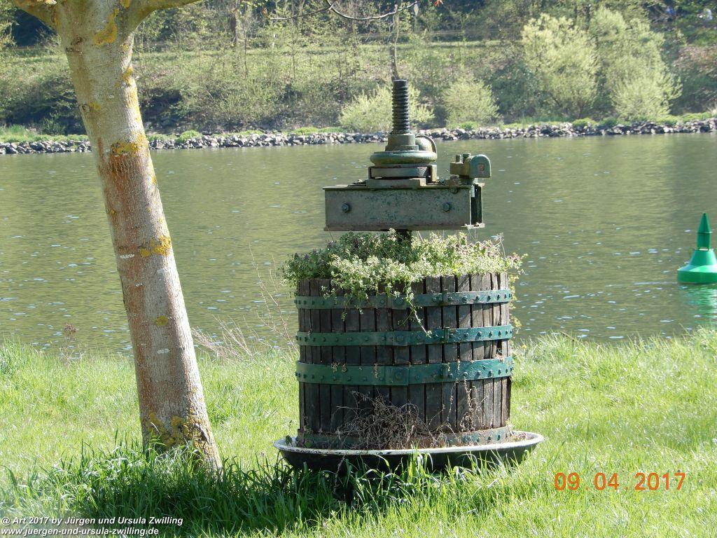 Hatzenport -Weinort an der  Mosel - Hunsrück