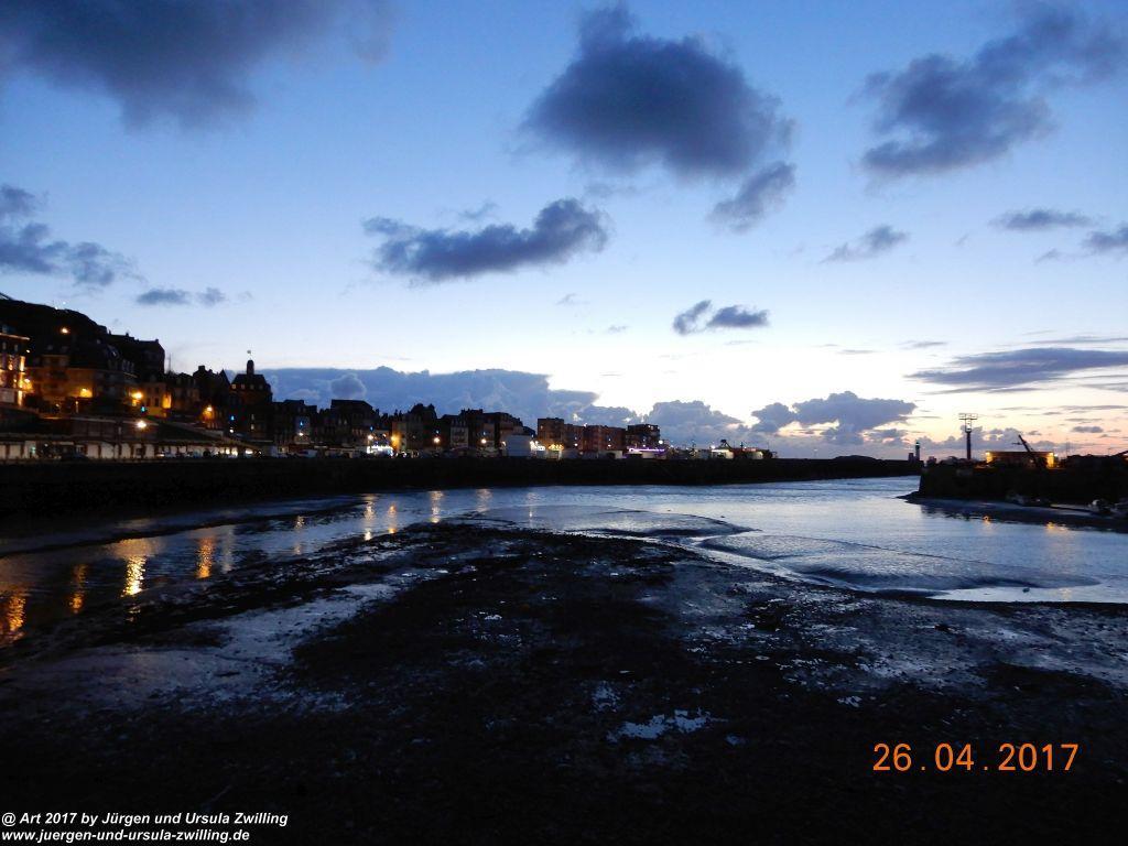 Le Tréport - Normandie - Frankreich