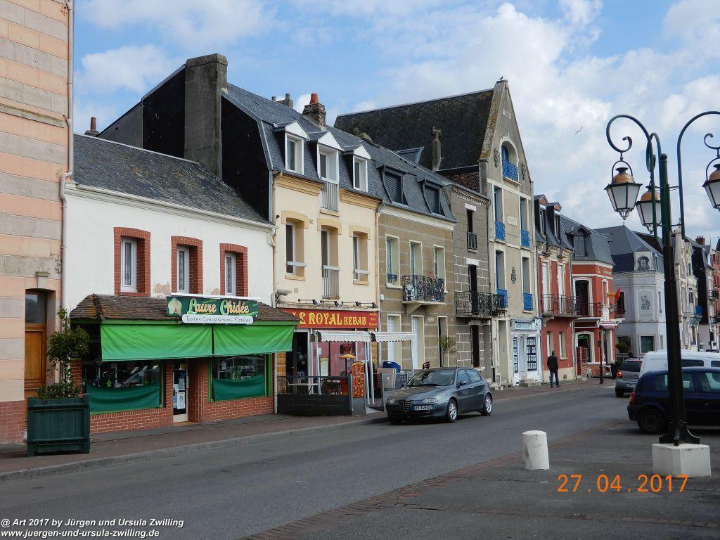 Mers-les-Bains - Normandie - Frankreich