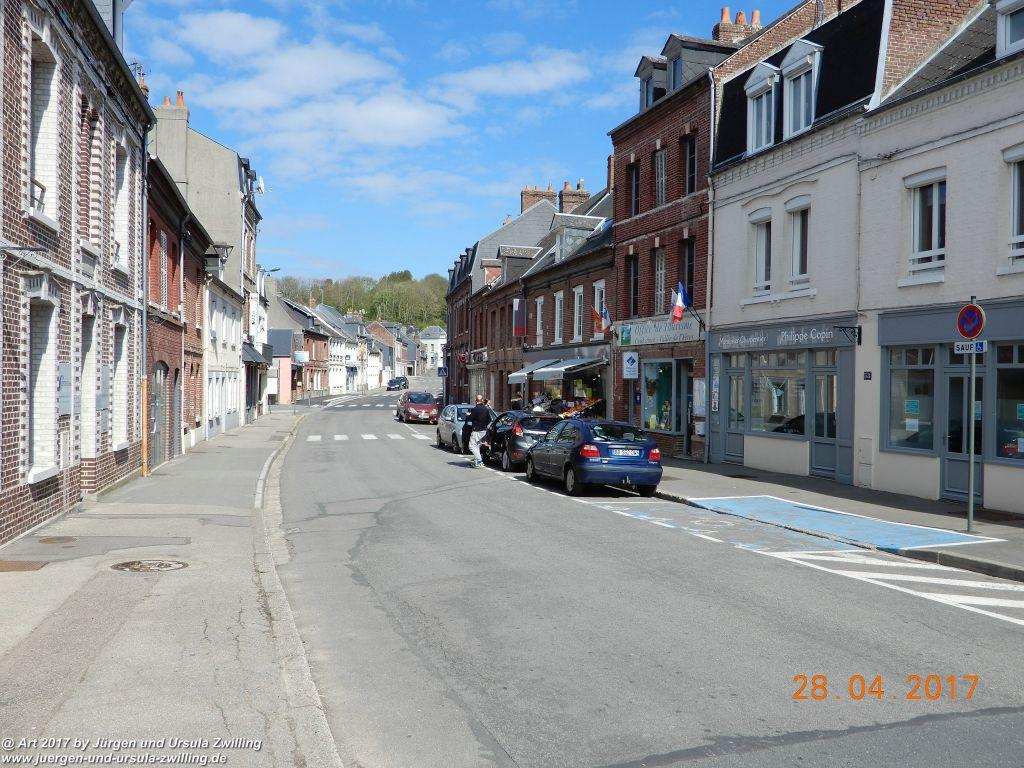 Criel-sur-Mer - Normandie - Frankreich