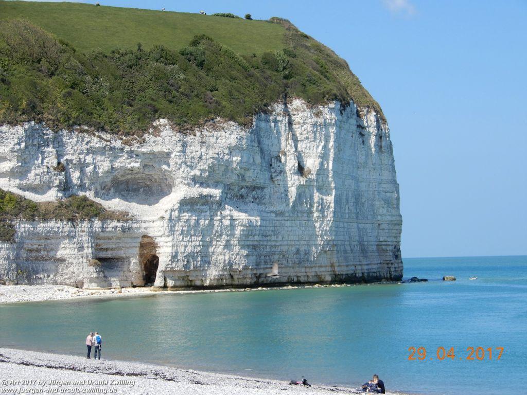 Yport - Normandie  - Frankreich