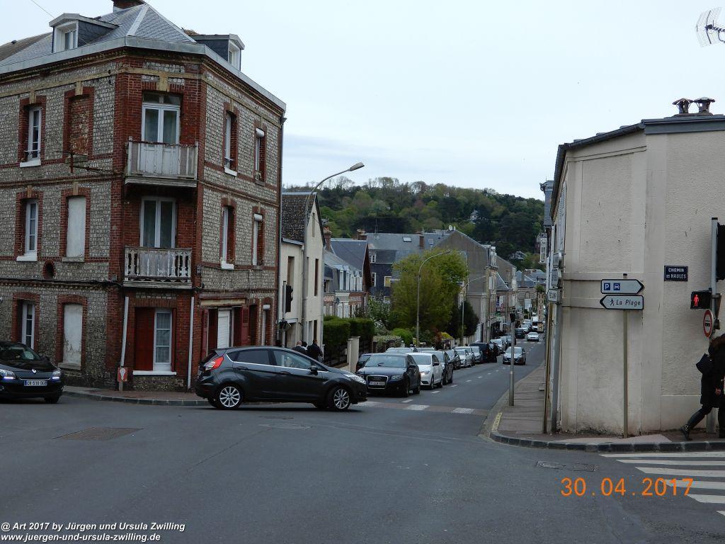 Étretat - Normandie - Frankfreich