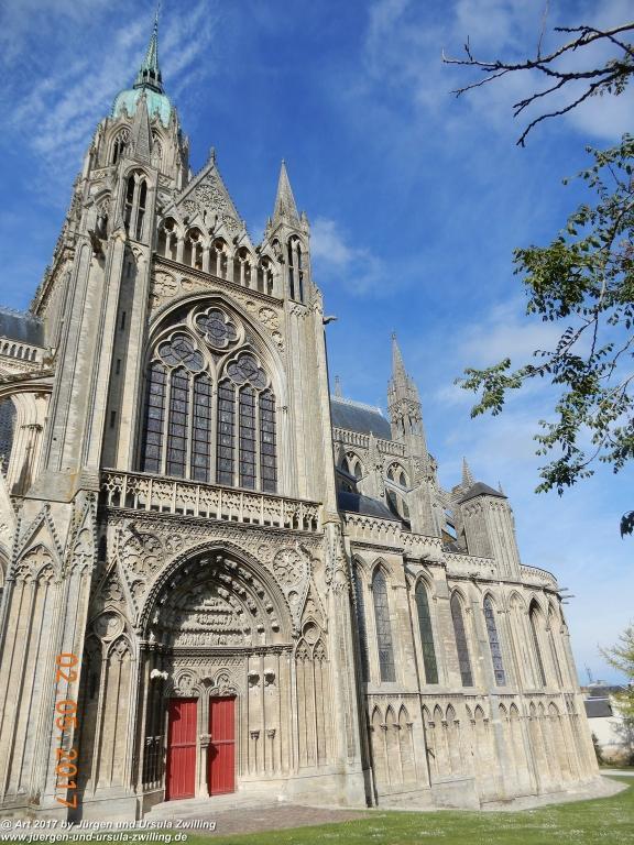 Bayeux  - Normandie - Frankreich