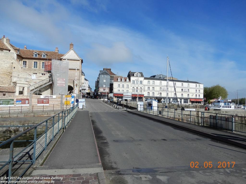 Honfleur - Normandie - Frankreich