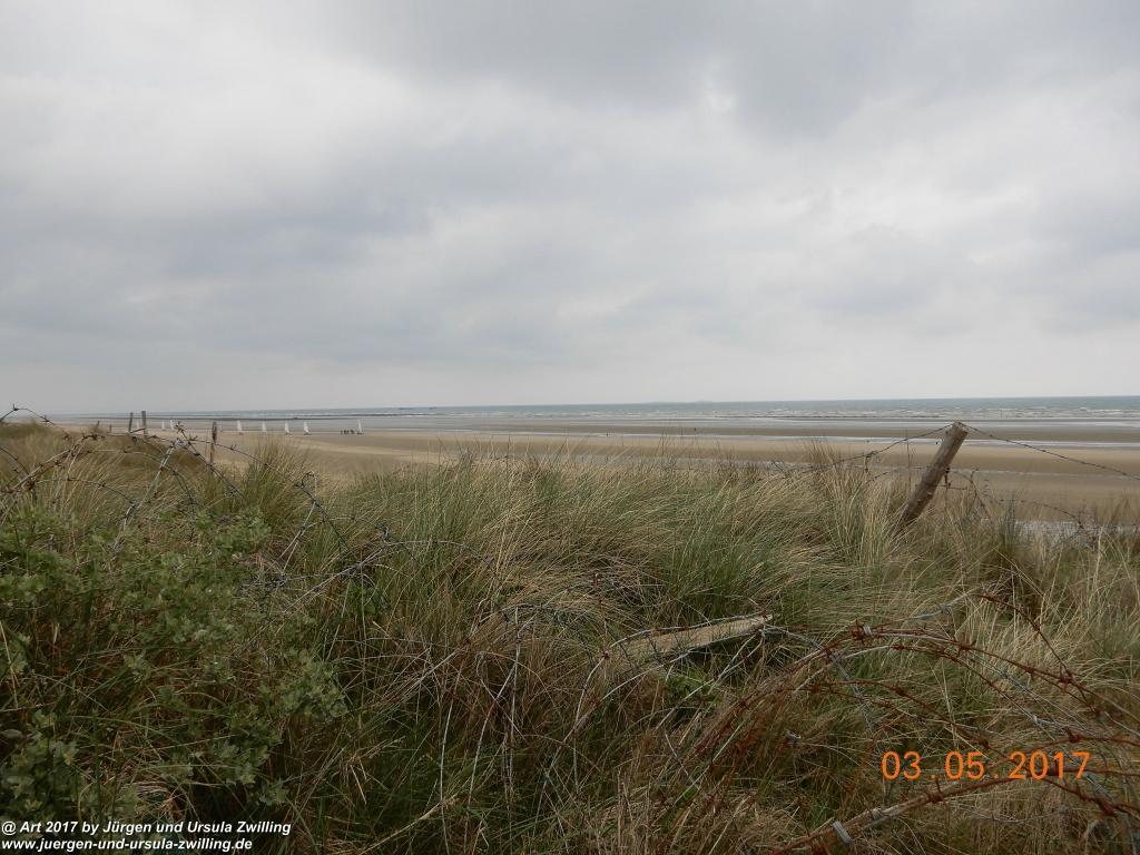 Sainte-Marie-du-Mont - Utah Beach - Normandie - Frankreich (nie wieder Krieg)