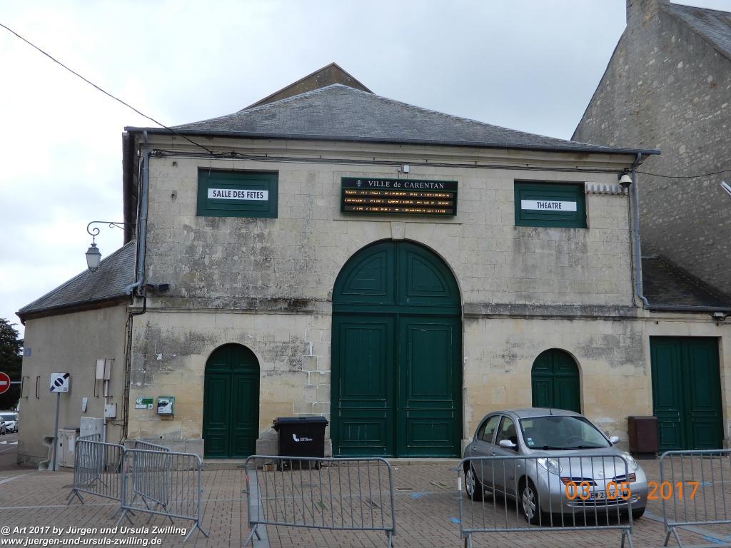 Carentan - Normandie - Frankreich