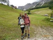 31.10.2014: Die Rotwandwiesen (Prati Di Croda Rossa) -Sexten - Dolomiten