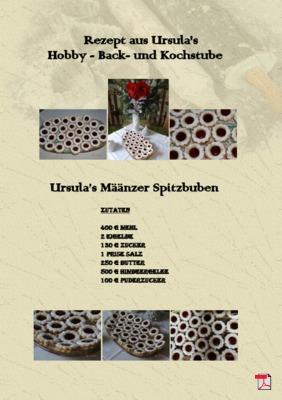 Ursula's Määnzer Spitzbuben
