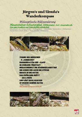 Philosophische Bildwanderungen Hauensteiner-Schusterpfad - Pfalz