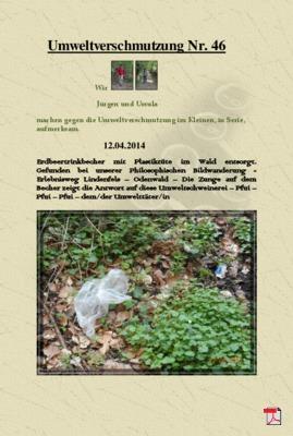 Umweltverschmutzung Nr. 46