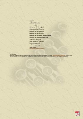 Neujahr -Gedicht