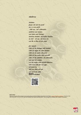 Studieren - Gedicht